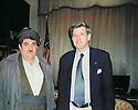 Iraq 2004 .Hama Haji Mahmoud in the office of Paul Bremer in Baghdad .Irak 2004 .Hama Haji Mahmoud rencontrant Paul Bremer a Bagdad