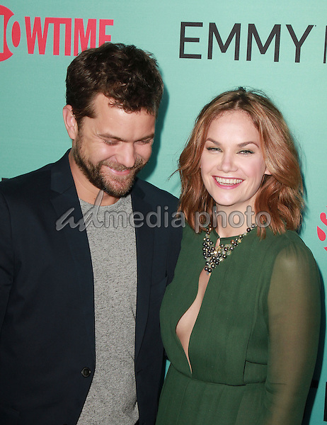 """06 May 2015 - Beverly Hills, California -  Joshua Jackson, Ruth Wilson. Showtime Presents  An Exclusive Screening & Panel Discussion with Breakout Hit """"The Affair"""" held at Samuel Goldwyn Theater. Photo Credit: Theresa Bouche/AdMedia"""