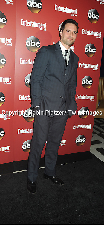Brent Dalton at the Entertainment Weekly and ABC-TV Upfront Party at The General on May 14, 2013 in New York City.