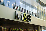 Marks & Spencer at Westfield Stratford City, London, England