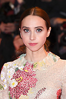 BERLIN, GERMANY - FEBRUARY 7: American actress Zoe Kazan attends The Kindness Of Strangers premiere and Opening Night Gala of the 69th Berlinale International Film Festival Berlin at the Berlinale Palace on February 7, 2018 in Berlin, Germany.<br /> CAP/BEL<br /> ©BEL/Capital Pictures