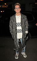 LONDON, ENGLAND - FEBRUARY 12: Oliver Proudlock at the Gymkhana restaurant re- launch party, Gymkhana, Albemarle Street, on Wednesday 12 February 2020 in London, England, UK. <br /> CAP/CAN<br /> ©CAN/Capital Pictures