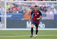 Cleveland, OH - Saturday July 15, 2017: Matt Miazga during a 2017 Gold Cup match between the men's national teams of the United States (USA) and Nicaragua (NCA) at FirstEnergy Stadium.