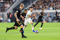 Los Angeles, CA - July 11, 2019.  The Portland Timbers defeated LAFC 1-0  in a Lamar Hunt U.S. Open Cup match at Banc of California stadium in Los Angeles.
