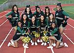 9-16-19, Huron High School cheer team