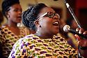 ABLI FORUM 2015. LILONGWE, MALAWI. DAY ONE. THE ABLI WORSHIP TEAM.15/9/2015. PHOTO BY CLARE KENDALL.