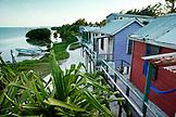 BELIZE, Caye Caulker, rental cottages on the water