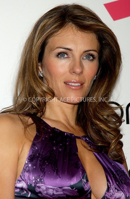 WWW.ACEPIXS.COM . . . . . ....September 22, 2006, New York City. ....Estee Lauder Spokesmodel Liz Hurley promotes Evelyn H. Lauder's new book 'In Great Taste: Fresh, Simple Recipes for Eating and Living Well' at Bloomingdale's store.....Please byline: KRISTIN CALLAHAN - ACEPIXS.COM.. . . . . . ..Ace Pictures, Inc:  ..(212) 243-8787 or (646) 769 0430..e-mail: info@acepixs.com..web: http://www.acepixs.com