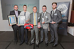 17/07/2015 The IRTE Skills Challenge 2015 prize-giving takes place at The National Motorcycle Museum, Birmingham. Team Translink with their awards.