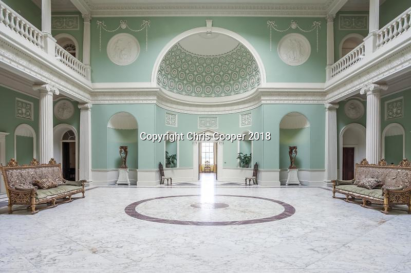BNPS.co.uk (01202 558833)<br /> Savills/BNPS<br /> <br /> The apartment has a spectacular communal room.<br /> <br /> A luxury apartment in a breathtaking 17th century town house has emerged for sale for £750,000.<br /> <br /> The spectacular Charlton Park House in Malmesbury, Wilts, dates back to around 1607 when it was built for Earl of Suffolk and Berkshire.<br /> <br /> The farms and surrounding estates are still owned by the family over 400 years later but the building itself was converted into 19 flats in 1975.