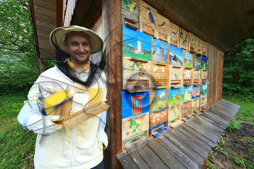 Slovenia - Bohinjska Bistrica &ndash;<br />