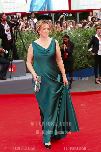 Emily Watson at the Opening Ceremony, premiere of Everest at the 2015 Venice Film Festival.<br /> September 2, 2015  Venice, Italy<br /> Picture: Kristina Afanasyeva / Featureflash