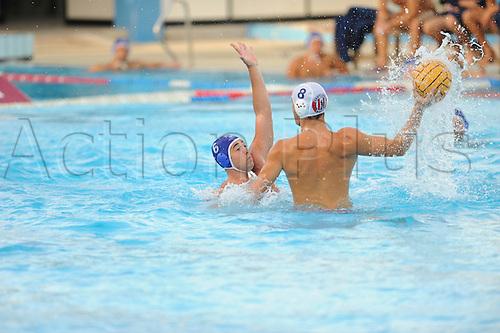 24.07.2010 Malta National pool, Sirens v Neptunes league game.