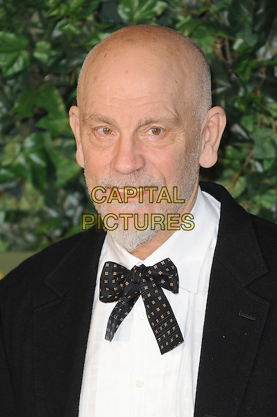 LONDON, ENGLAND - NOVEMBER 13: John Malkovich attends The London Evening Standard Theatre Awards at The Old Vic Theatre on November 13, 2016 in London, England.<br /> CAP/BEL<br /> &copy;BEL/Capital Pictures