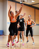 12.12.2018 Silver Ferns Maia Wilson  training in Auckland. Mandatory Photo Credit ©Michael Bradley.