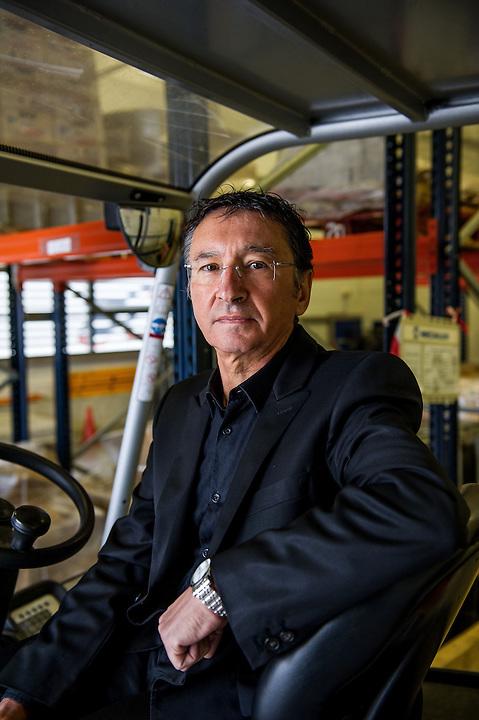 Gilbert CASSAR, Directeur Général de Sud Prévention Sécurité (groupe ECF) - Zone franche urbaine ZFU - Marseille 2013