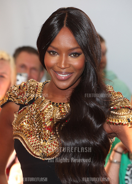 Naomi Campbell arriving for the 013 Glamour Awards, Berkeley Square, London. 04/06/2013 Picture by: Alexandra Glen / Featureflash