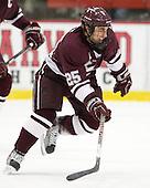 Joe Wilson (Colgate - 25) - The Harvard University Crimson defeated the visiting Colgate University Raiders 4-2 on Saturday, November 12, 2011, at Bright Hockey Center in Cambridge, Massachusetts.