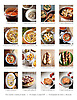 Country Cooking of Spain, Final contact sheet