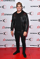 Max Evans<br /> Launch party of Cineworld Group's new Korean-developed technology, using projections on the side of theatre walls to create a 270 degree viewing experience, at Cineworld Greenwich, The O2, London, England, UK.<br /> CAP/JOR<br /> &copy;JOR/Capital Pictures