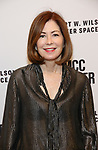 Dana Delany attends the opening night performance of the MCC Theater's 'Alice By Heart' at The Robert W. Wilson Theater Space on February 26, 2019 in New York City.