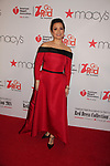 As The World Turns' - Lea Salonga wearing Oliver Tolentino - American Heart Association's Go Red for Women Red Dress Collection 2018 presented by Macy's on February 8, 2018 at Hammerstein Ballroom, New York City, New York  (Photo by Sue Coflin/Max Photo)