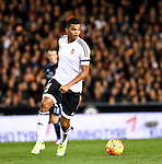 Valencia's  Santos  during La Liga match. January 3, 2016. (ALTERPHOTOS/Javier Comos)
