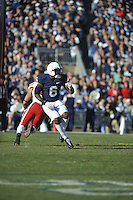 12 November 2011:  Penn State LB Gerald Hodges (6)..The Nebraska Cornhuskers defeated the Penn State Nittany Lions 17-14 at Beaver Stadium in State College, PA..