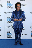 LOS ANGELES - FEB 23:  Boots RIley at the 2019 Film Independent Spirit Awards on the Beach on February 23, 2019 in Santa Monica, CA