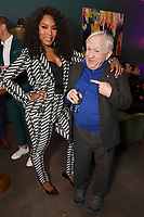 LOS ANGELES, CA - FEBRUARY 6:  Angela Basset and Leslie Jordan attend the FOX Winter TCA 2019 All Star Party at The Fig House on February 6, 2019 in Los Angeles, California. (Photo by Scott Kirkland/Fox/PictureGroup)