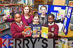 Preparing for the Children's Book Festival which takes place from October 16th from front l-r were: Precious Benjamin, Chloe Fitzpatrick and Simi Ogungbesan.Back l-r were: Anne Fitzgerald and Maria Doyle