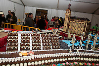 Chocolate circuit showed in Albal, Valencia, Spain - 1/2/2008
