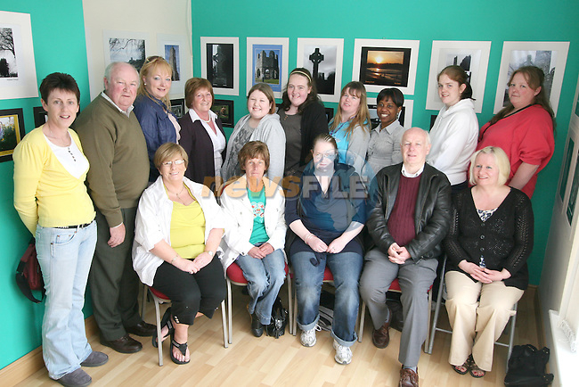 at the Photo Exhibition in the Connect Family Resource Centre, Moneymore...Photo NEWSFILE/Jenny Matthews.(Photo credit should read Jenny Matthews/NEWSFILE)....This Picture has been sent you under the condtions enclosed by:.Newsfile Ltd..The Studio,.Millmount Abbey,.Drogheda,.Co Meath..Ireland..Tel: +353(0)41-9871240.Fax: +353(0)41-9871260.GSM: +353(0)86-2500958.email: pictures@newsfile.ie.www.newsfile.ie.FTP: 193.120.102.198.