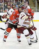 110214-Beanpot Final - Boston College Eagles vs. Northeastern University