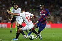 2019 La Liga Football Barcelona v Sevilla Oct 6th