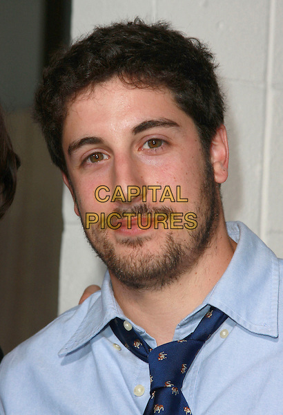 "JASON BIGGS .""Harold and Kumar Escape From Guantanamo Bay"" Los Angeles Premiere held at the ArcLight Cinerama Dome Theatre, Hollywood, California, USA, 17 April 2008..portrait headshot beard stubble facial hair .CAP/ADM/`CH.©Charles Harris/Admedia/Capital PIctures"