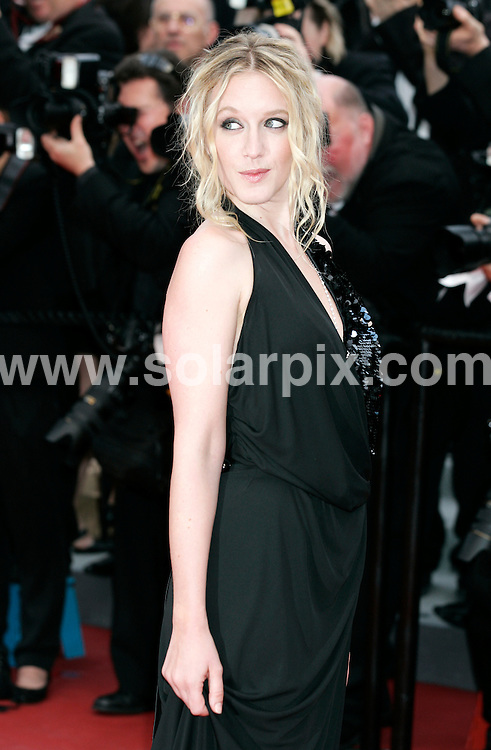 **ALL ROUND PICTURES FROM SOLARPIX.COM**                                             **UK AND SPAIN SYNDICATION RIGHTS ONLY**                                                                                   Arrivals at Les Bien-Aimes premiere and closing night 64th Cannes Film Festival                                                                            .This pic:    Ludivine Sagnier                                                                                       JOB REF:    13419    CPR Heinz       DATE:  24.05.11                                                          **MUST CREDIT SOLARPIX.COM OR DOUBLE FEE WILL BE CHARGED**                                                                      **MUST AGREE FEE BEFORE ONLINE USAGE**                               **CALL US ON: +34 952 811 768 or LOW RATE FROM UK 0844 617 7637**