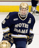 Ryan Thang (Notre Dame - 9) - The University of Notre Dame Fighting Irish defeated the Boston College Eagles 4-1 on Friday, November 7, 2008, at Conte Forum in Chestnut Hill, Massachusetts.