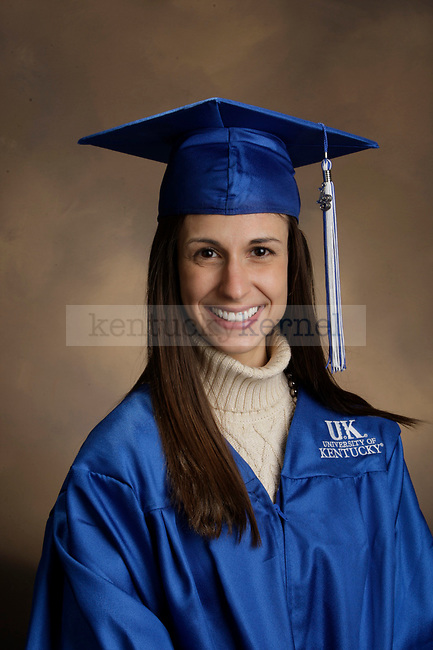 Charalambakis, Naomi photographed during the Feb/Mar, 2013, Grad Salute in Lexington, Ky.