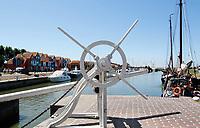 Nederland  Stavoren- 2017.  De haven van Stavoren.   Foto Berlinda van Dam / Hollandse Hoogte