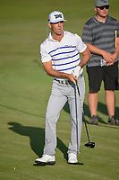 Billy Horschel (USA) watches his tee shot on 11 during round 1 of the AT&amp;T Byron Nelson, Trinity Forest Golf Club, at Dallas, Texas, USA. 5/17/2018.<br /> Picture: Golffile | Ken Murray<br /> <br /> <br /> All photo usage must carry mandatory copyright credit (&copy; Golffile | Ken Murray)