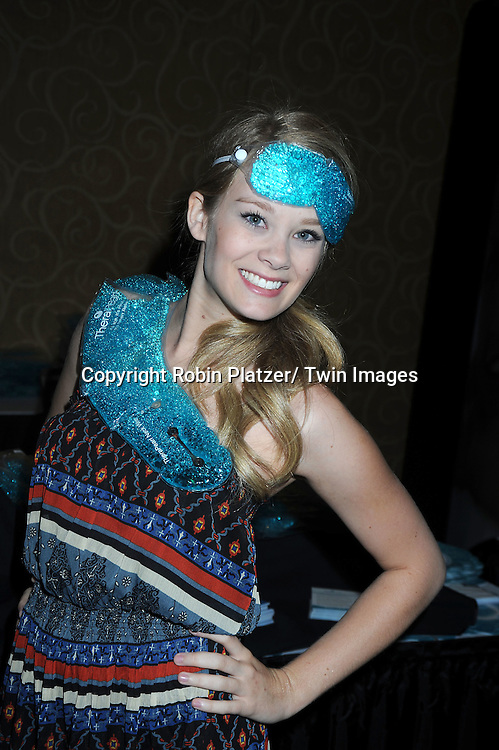 Kimberly Matula at the Sway Gift Suite for the Daytime Emmy Awards on June 27, 2010 at The Hilton in Las Vegas, Nevada.