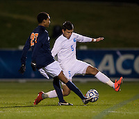 North Carolina Soccer vs Virginia, November 9, 2012