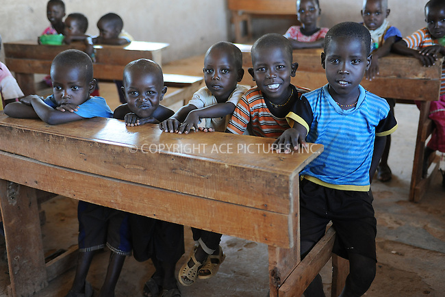 WWW.ACEPIXS.COM<br /> March 2, 2016 New York City<br /> <br /> Children at the Olorimanen preschool in the Olorimanen Villages on March 2, 2016 in Kenya.<br /> <br /> Credit: Kristin Callahan<br /> web: http://www.acepixs.com