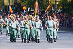 Military parade because of the Spanish National Holiday. October 12, 2019.. (ALTERPHOTOS/ Francis Gonzalez)