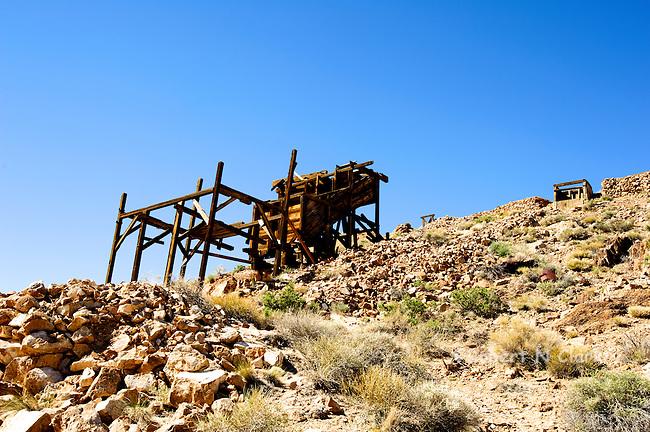 Eureka Mine, Death Valley National Park