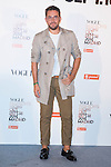 """Maxim Huerta attends the """"VOGUE FASHION NIGHT OUT"""" Photocall at Jose Ortega y Gaset street in Madrid, Spain. September 18, 2014. (ALTERPHOTOS/Carlos Dafonte)"""