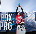 Ryan Hardy winning the Box Pro in Margaret River, Western Australia