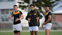 Rugby League - St Pat's Wellington v Wellington College at Evans Bay Art, Wellington, New Zealand on Wednesday  21September 2016.<br /> Photo by Masanori Udagawa. <br /> www.photowellington.photoshelter.com.