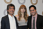 "David Henry Hwang, Rajiv Joseph, Annie Baker at 2013 Steinberg Playwright ""MIMI"" Awards 11/18/13"